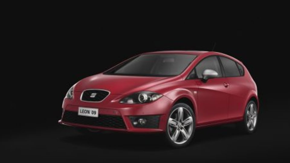 2009 SEAT Leon And Altea Details Revealed