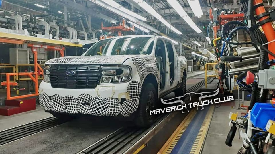2021 Ford Ranger 'Junior' breaks cover in Mexico, no plans for Australia