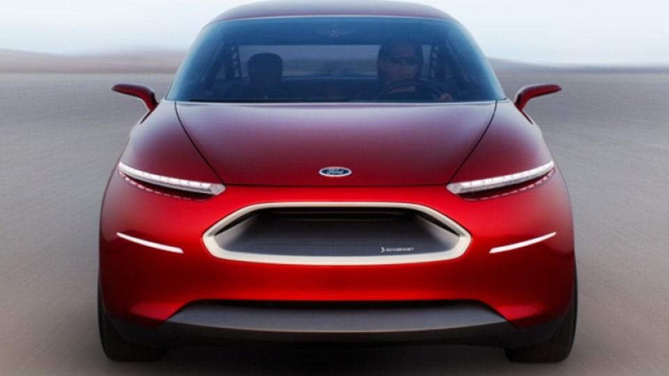 2010 Ford Start concept