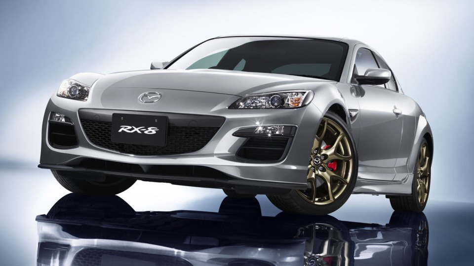 Mazda Extends RX-8 Spirit R Production By A Further 1000 Cars