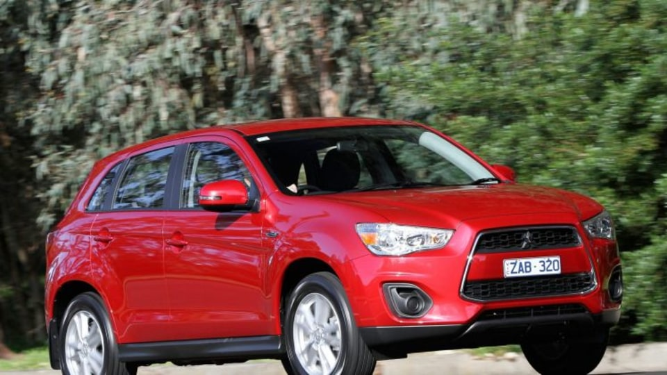 The Mitsubishi ASX is currently the best-selling compact SUV.