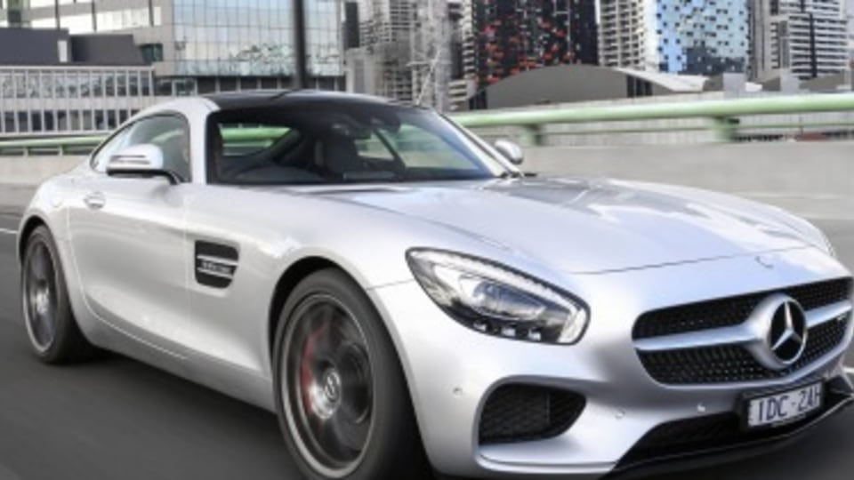 Mercedes-AMG GT first drive review