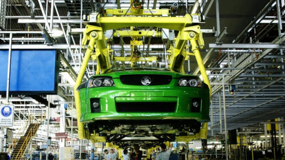 Productivity Commission believes that Holden and Ford could close early if federal funding is cut.