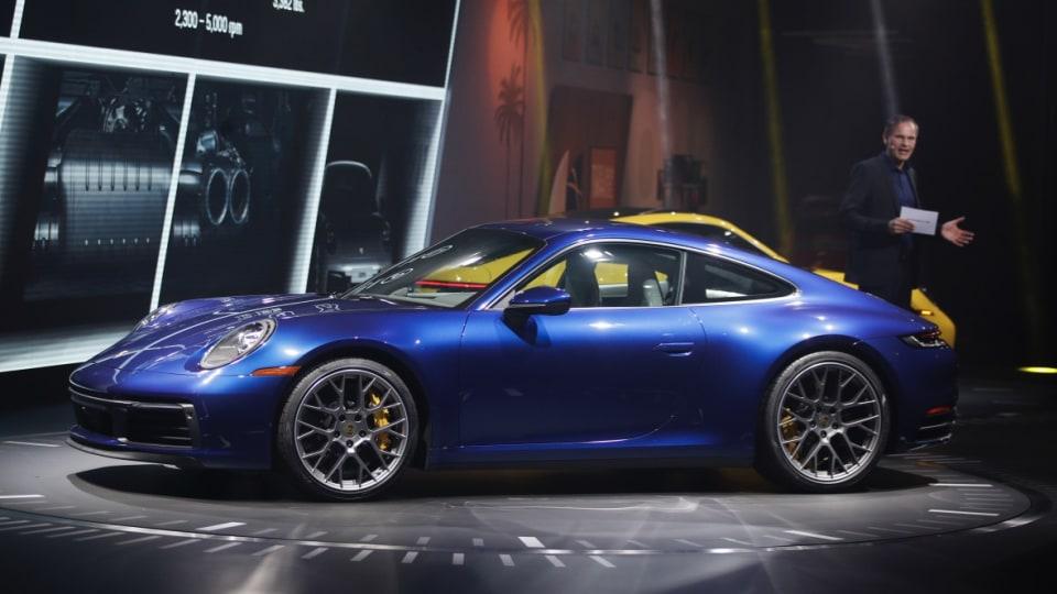 Porsche 911 sales could break new record