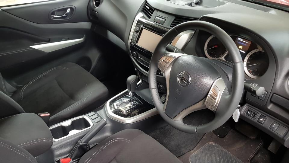 2018 Nissan Navara ST 4×4 Series 3.