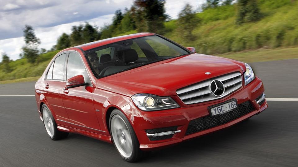 2011 Mercedes-Benz C-Class Launched In Australia