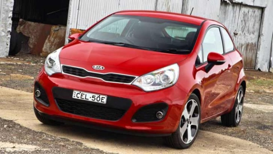 While Kia's Rio may be more expensive than some of its rivals, its five-year warranty is a big plus.
