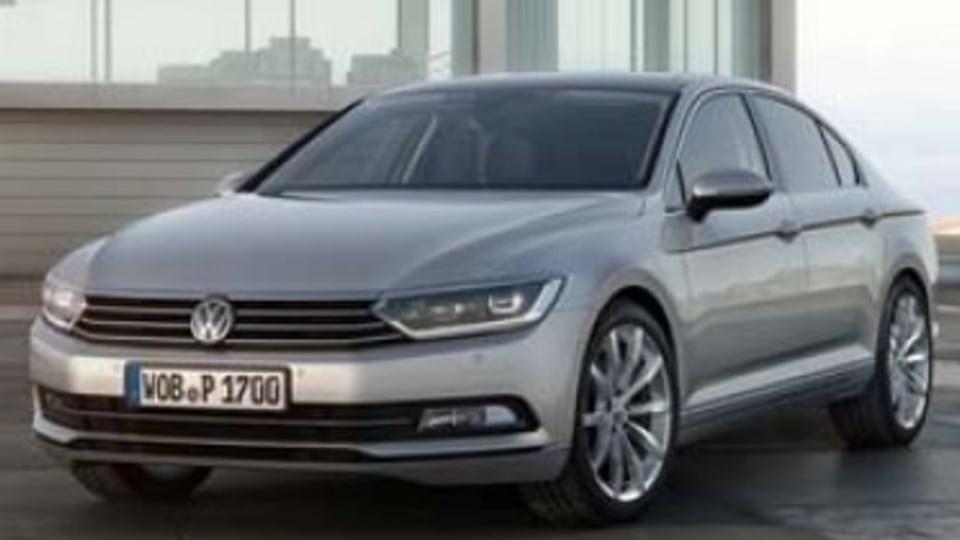 Volkswagen unveils new Passat