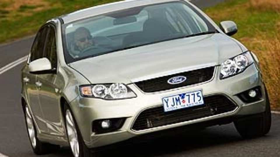First drive: Ford Falcon EcoLPi
