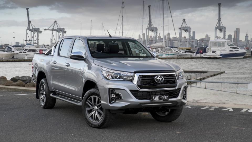 Toyota introduce DPF-saving switch
