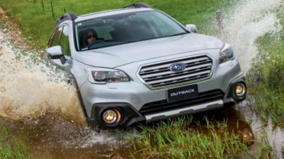 2016 Subaru Outback first drive review