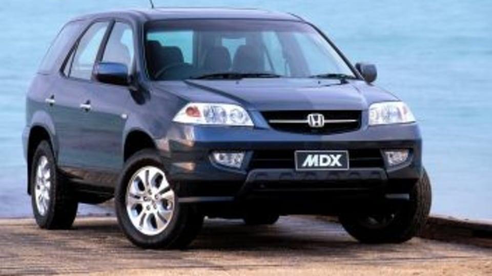 A Honda MDX FOR SHD SUNDAY DRIVE 040425 (NO CAPTION INFORMATION PROVIDED)