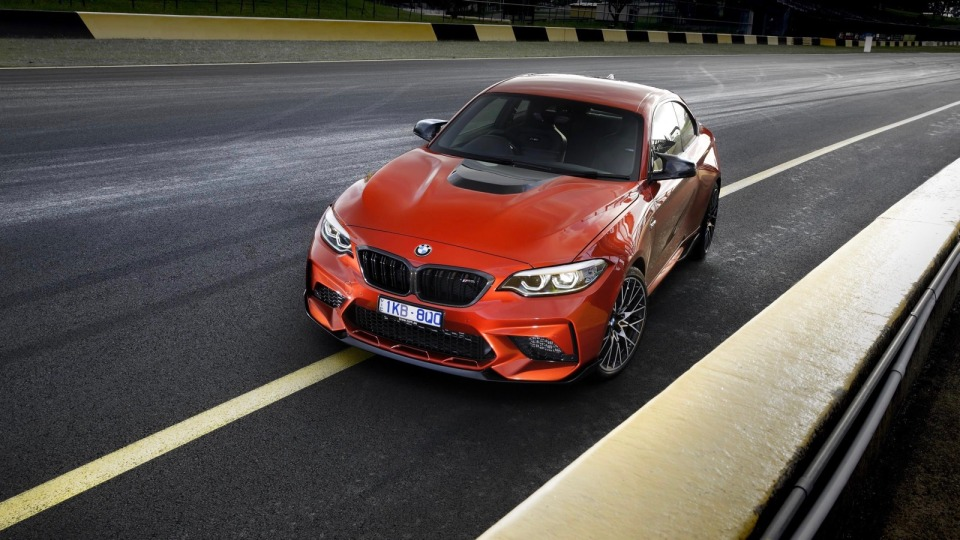 BMW M2 Competition 2018 Review