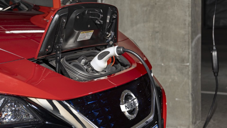 Nissan Australia wants more electric cars