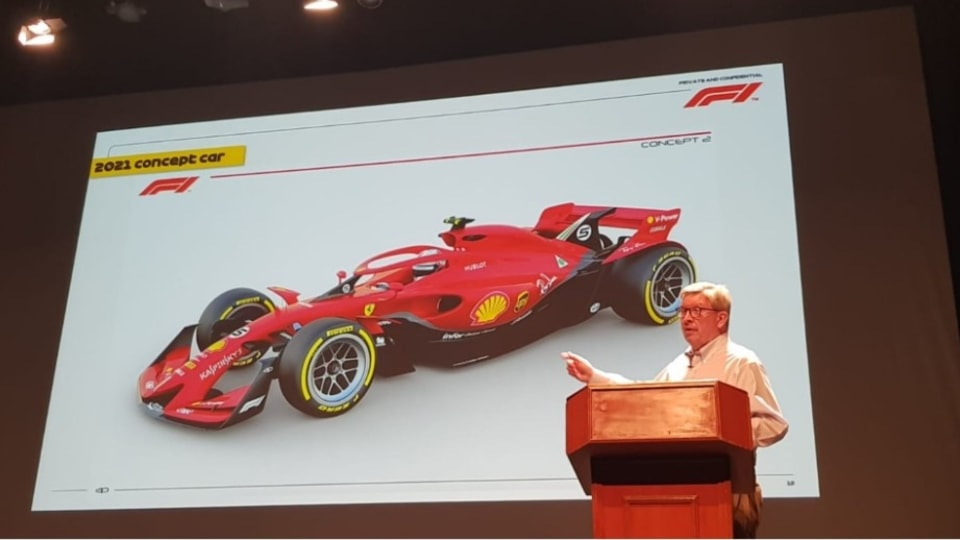 Motorsport: Formula One 2021 concept leaks