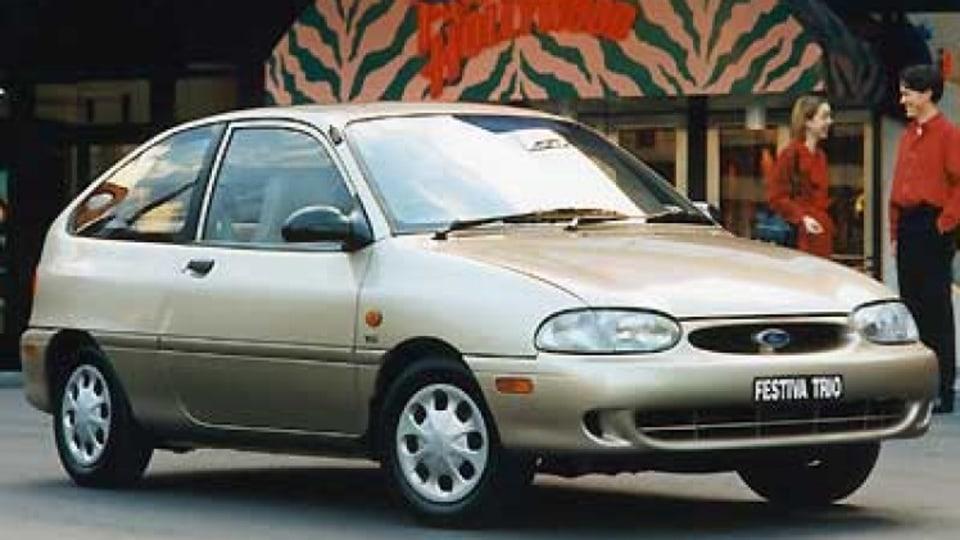 Ford Festiva 1998-2000