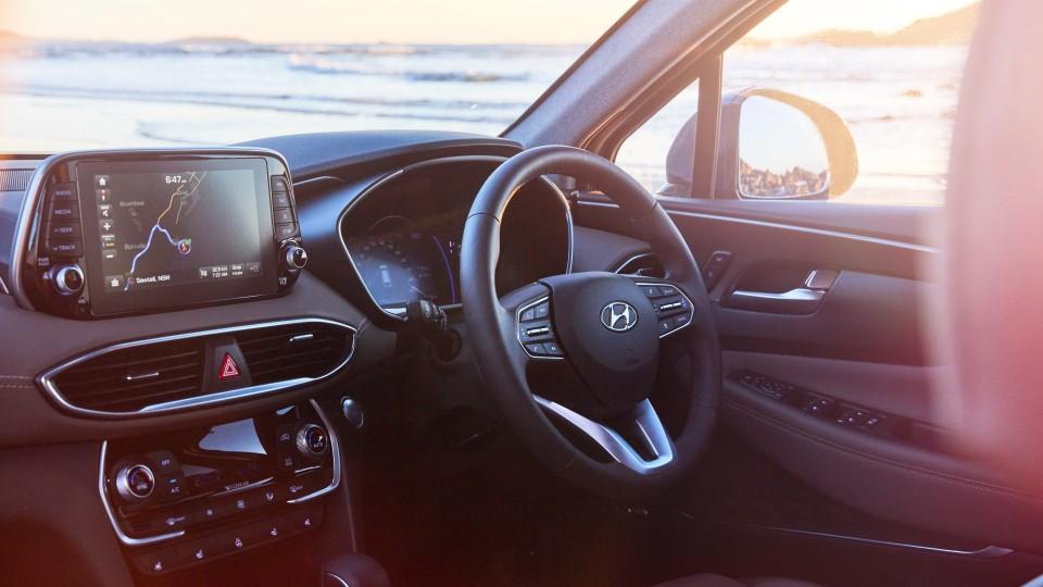 2018 Hyundai Santa Fe Highlander