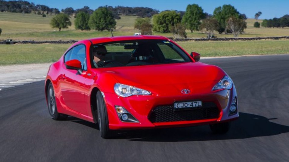 The Toyota 86 is a good used car buy – as long as it hasn't done much track work.