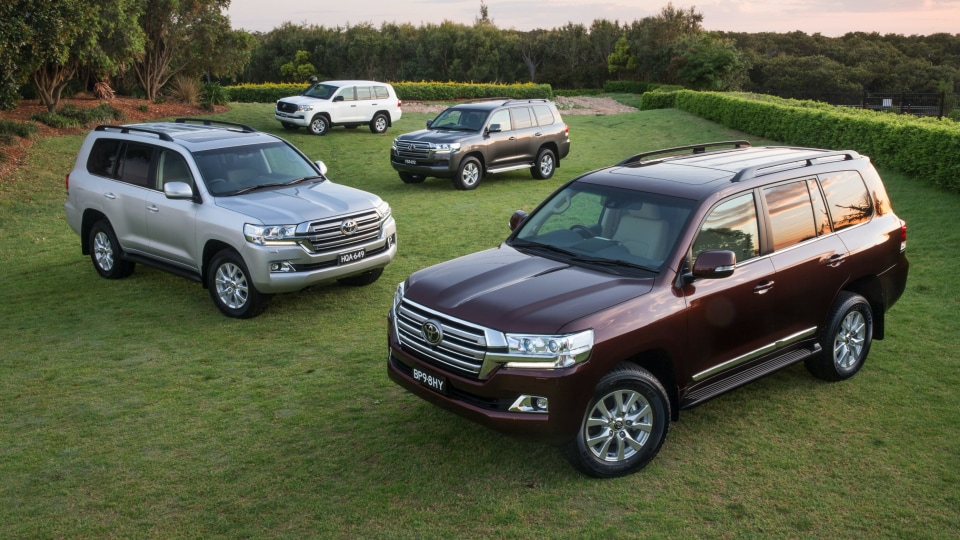 Toyota LandCruiser 200 Series production ramps up