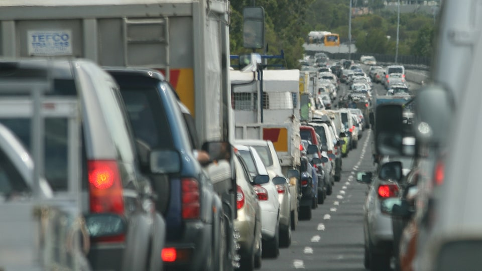 Australian Traffic Congestion To Cost $20 Billion By 2020