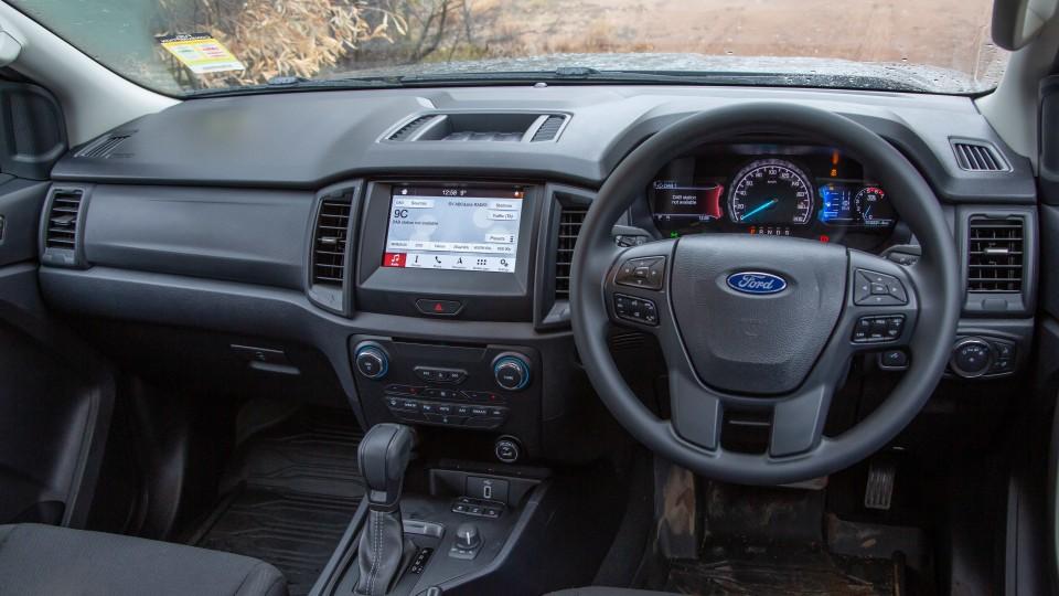 2019 Ford Ranger Sport review-1