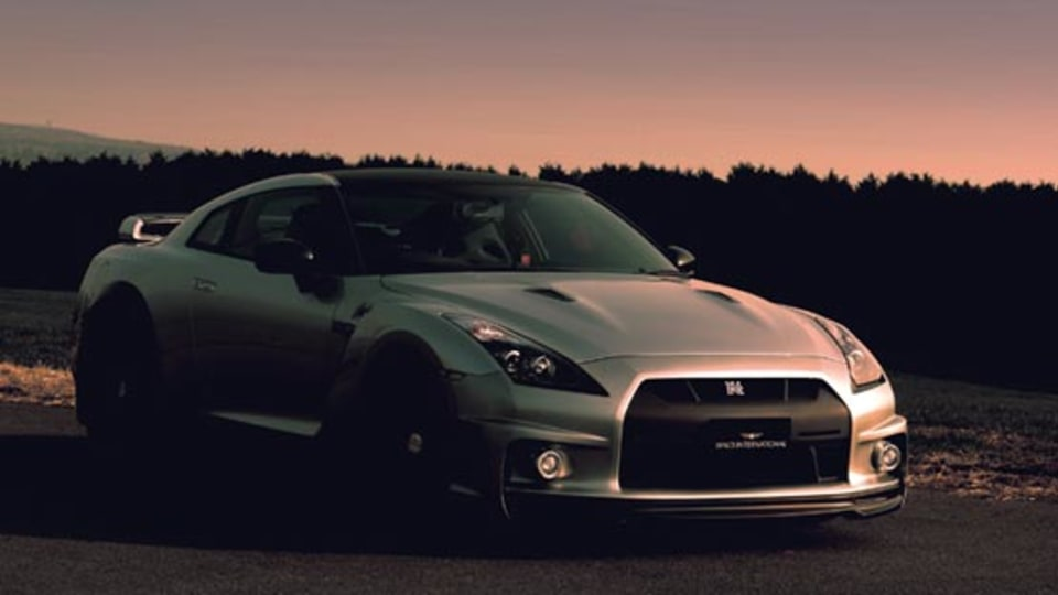 Picture(s) Of The Day: Wald Nissan GT-R Black Bison Edition
