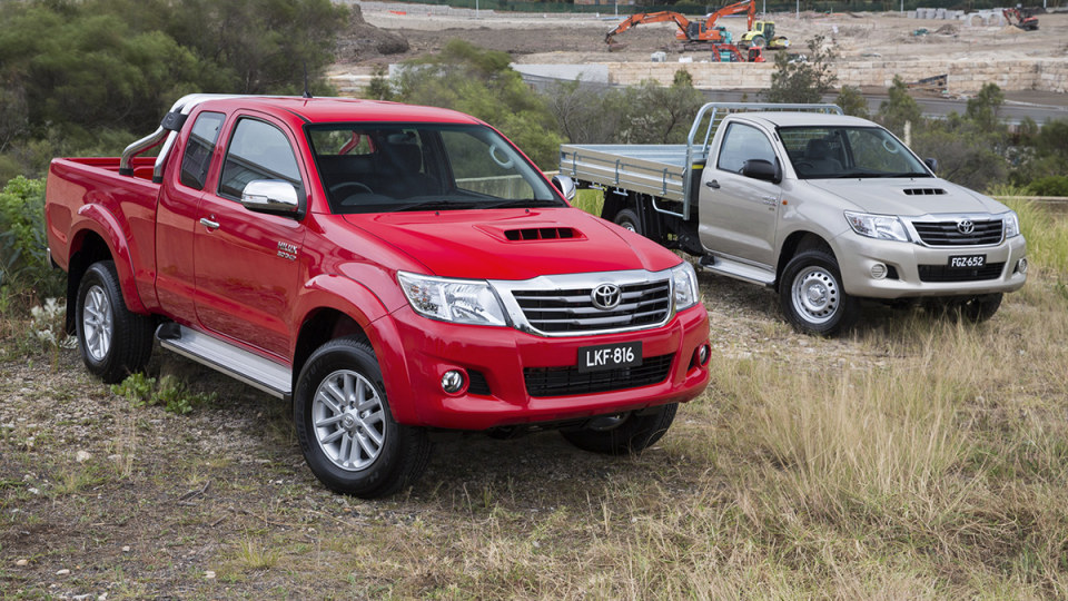 2014 Toyota HiLux: Price, Features And Models For Updated Pickup Range