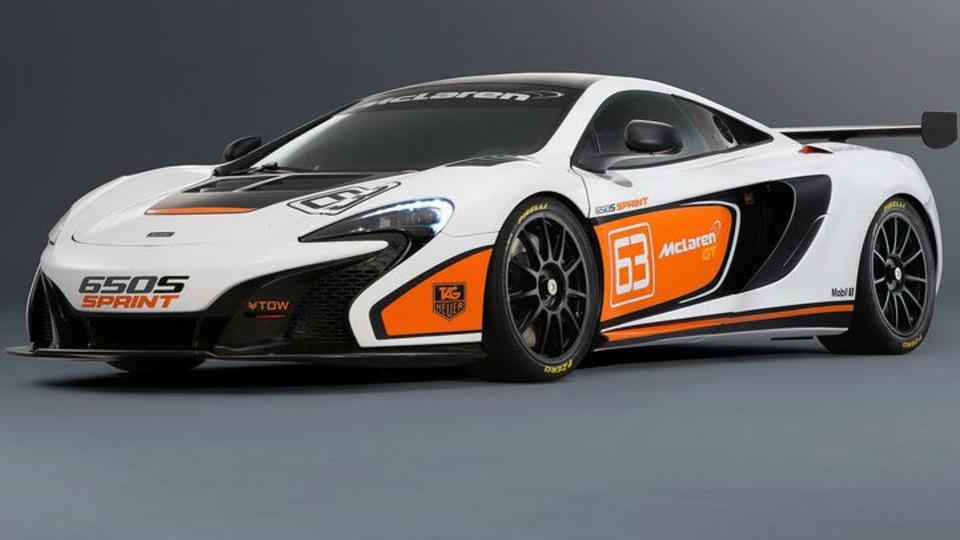 2015 McLaren 650S Sprint