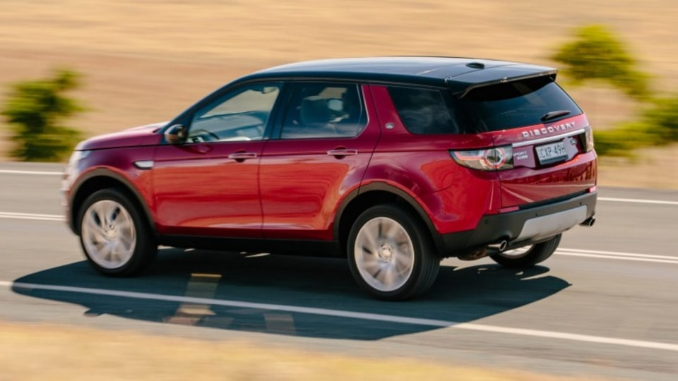 The Discovery Sport replaces the Freelander in the British brand's line-up.