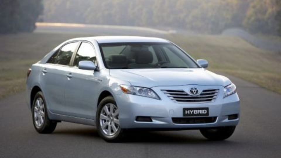 Hybrid Camry Headlines Toyota's Green Line-Up At AIMS