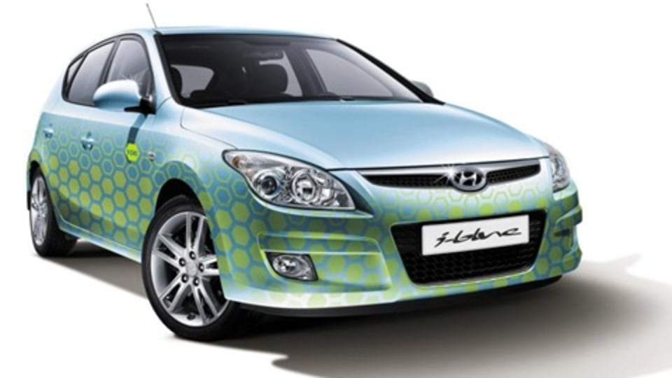"""Hyundai To Display """"Blue"""" Technology At Melbourne Motor Show"""