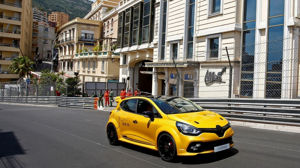 Renault Clio RS 16 Revealed - 201kW Widebody Clio For Renault Sport's 40th Anniversary