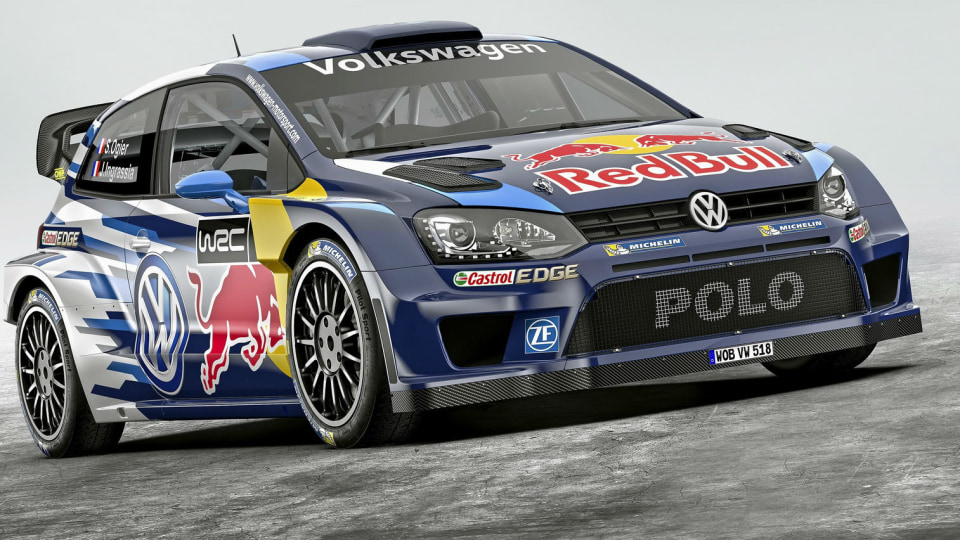 2015 Volkswagen Polo R WRC Unveiled