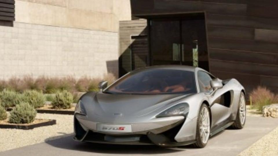 Could McLaren do a wagon?