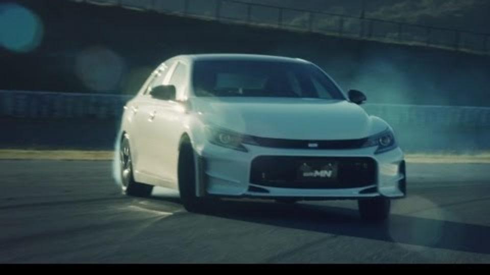 Toyota To Debut 236kW RWD Manual Sports Sedan At Tokyo Auto Salon