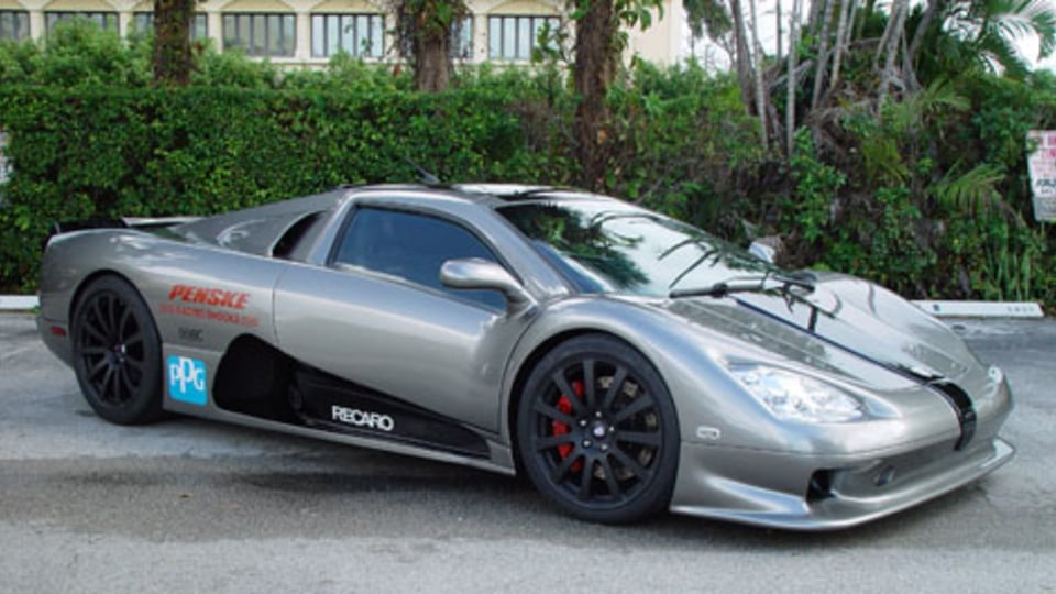 Record-Setting SSC Ultimate Aero For Sale On eBay
