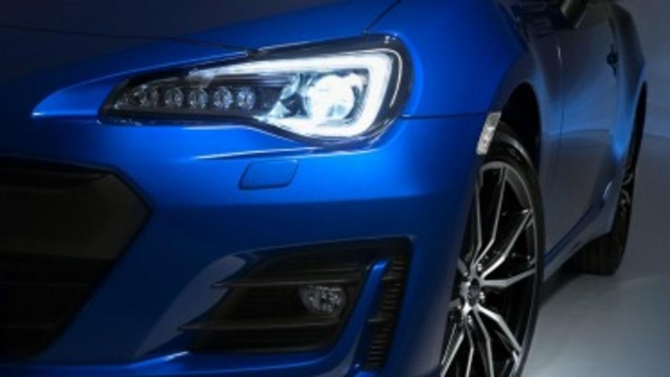 Subaru locks in updates for BRZ