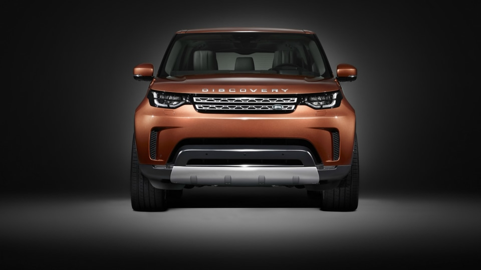 First Look - All-New Land Rover Discovery Coming To Paris