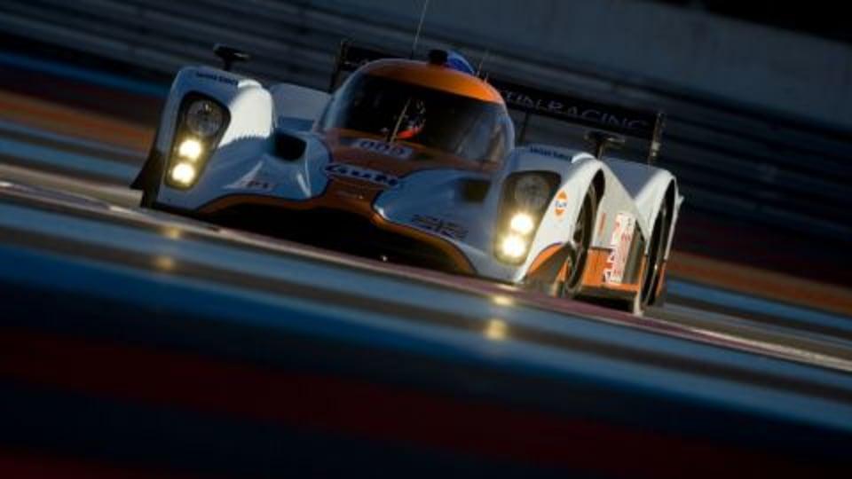 Aston Martin Debuts New LMP1 Contenders