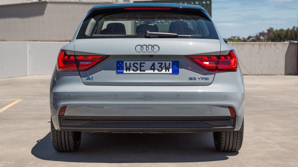 2019 Audi A1 35TFSI review-2
