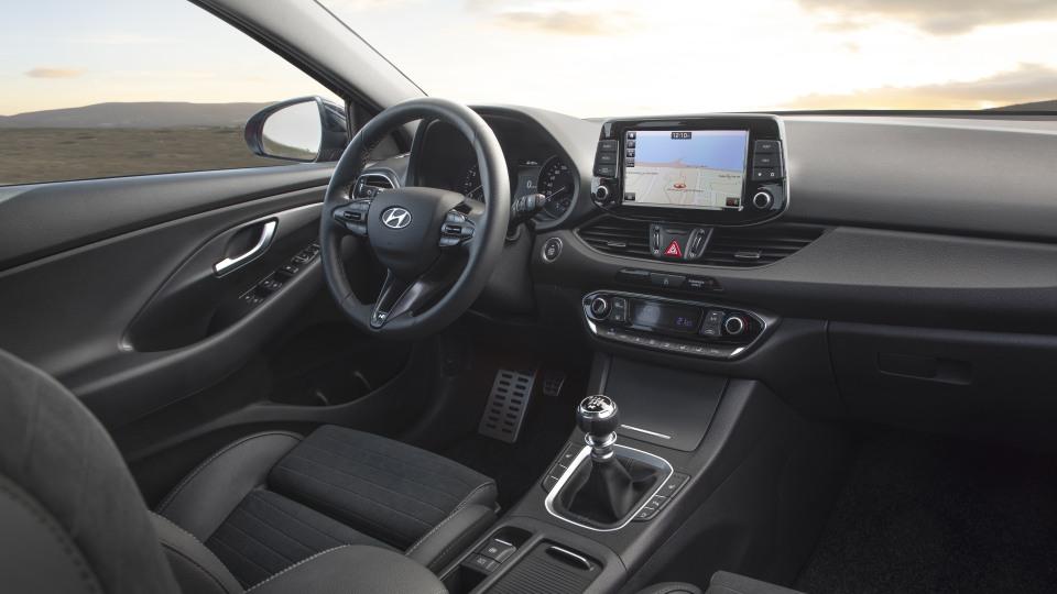 2019 Hyundai i30 N-Line