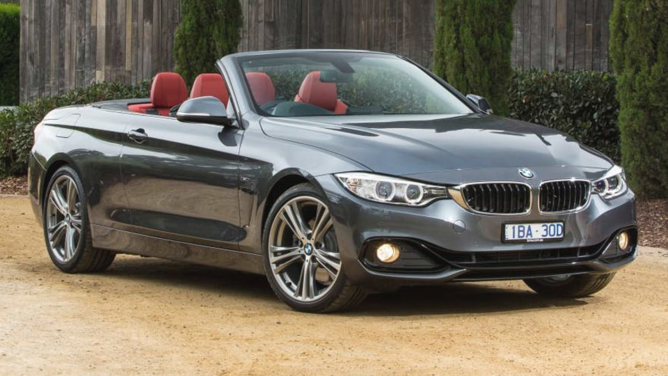 2014 BMW 4 Series Convertible Review: 428i Petrol Auto