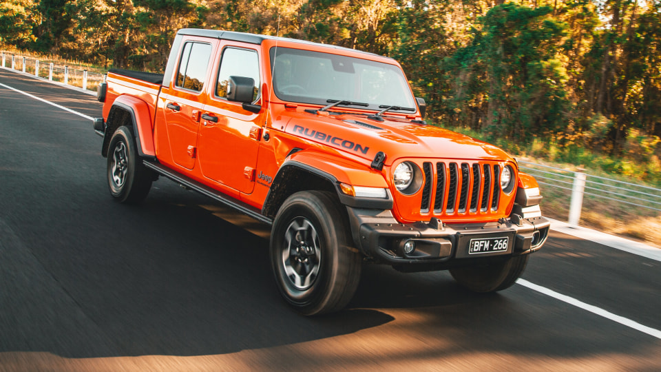 2020 Jeep Gladiator Rubicon review: Australian launch