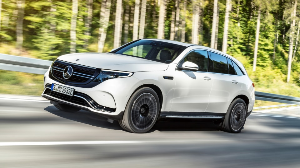 Mercedes: EQC will be a sell-out