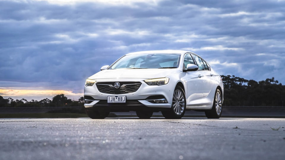 2018 Holden Commodore Preview Drive | Is This A Case Of Right Product, Wrong Name For Holden's New Family Car?