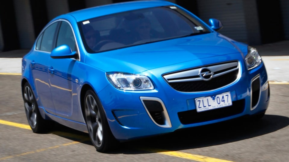 2013 Opel Insignia OPC Launch Review