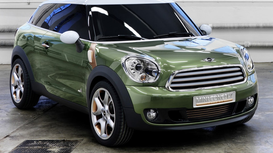 MINI Paceman Confirmed For 2013 Debut: Report