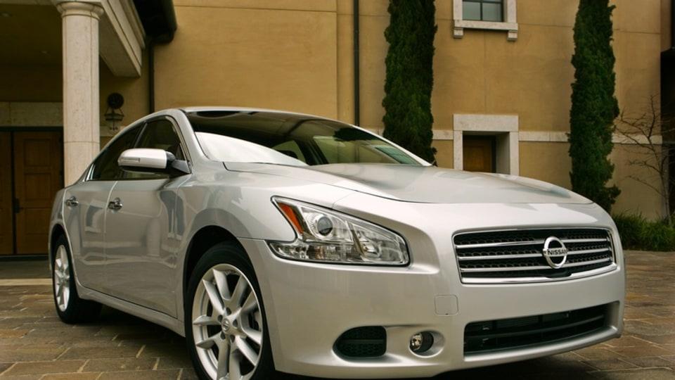 2009 Nissan Maxima - US Market