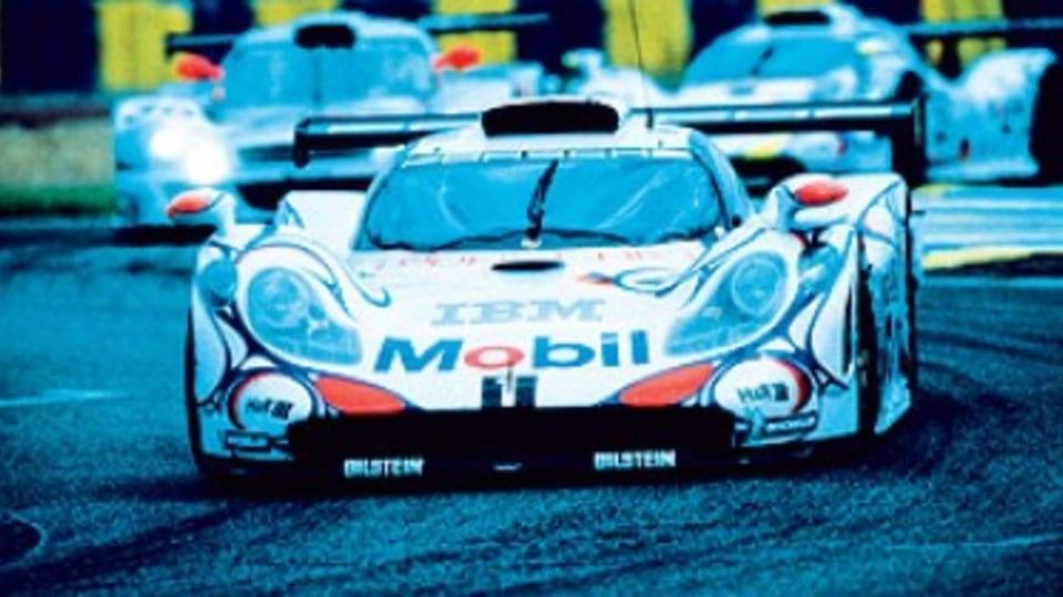 Le Mans, 1998.