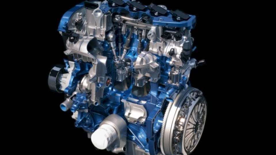 Ford Announces 1.6 Litre EcoBoost Engine, 2 & 3 Cylinder Engines On Their Way